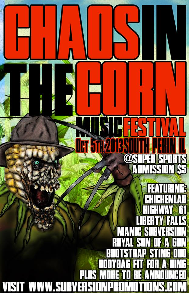 Chaos in the Corn (2)